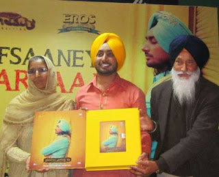 Satinder Sartaj Released Afsaane Sartaaj De