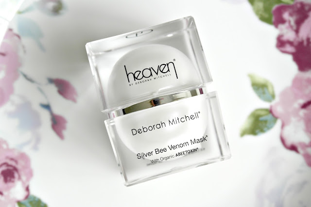 Heaven Silver Bee Venom Mask, Beauty Blog, Deborah Mitchell