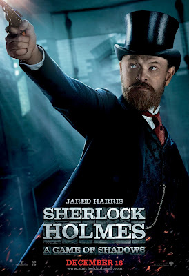 Sherlock Holmes 2 Jared Harris Poster