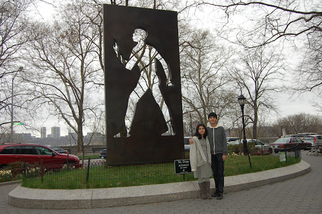 Peace Monuments In New York Usa