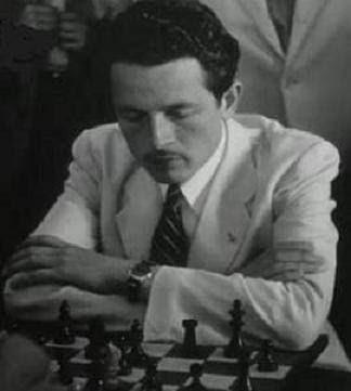 El ajedrecista castellano Francisco José Pérez