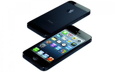 Black iPhone 5 New Smartphone HD Desktop Wallpaper