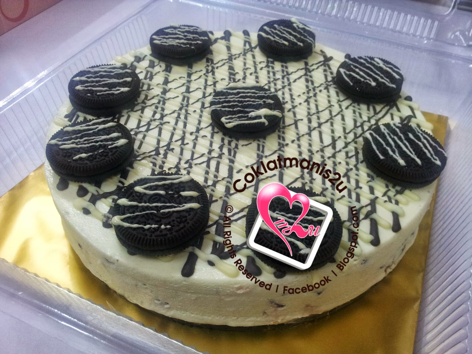 Oreo Cheese Cake (Chilled)