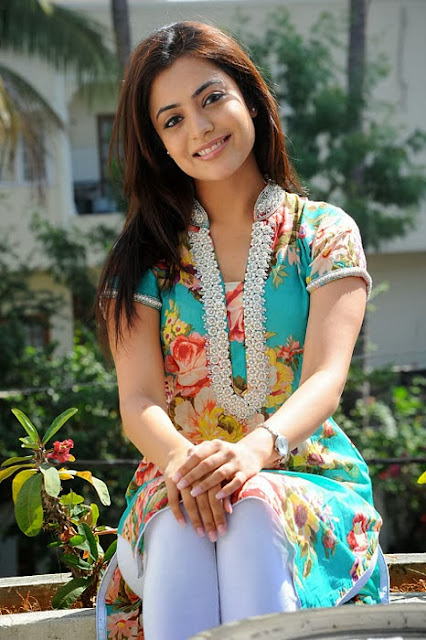 Nisha Agarwal In Cute Churidar