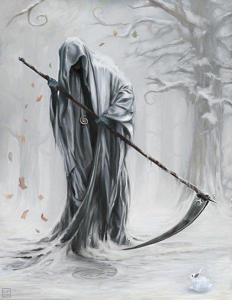 ... las 12 de la noche del 31 de diciembre la muerte deja de actuar en un