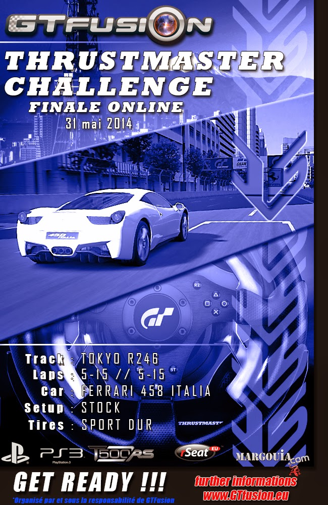 Thrustmaster Challenge Finale Online