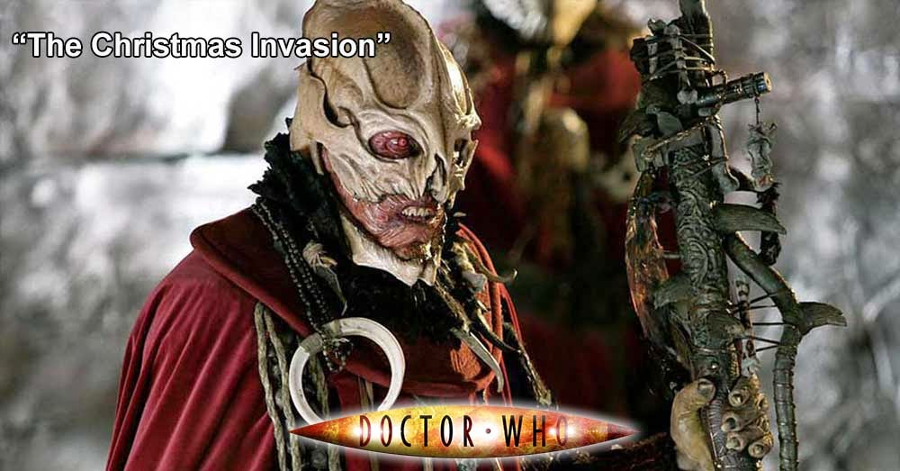 Doctor Who 167: The Christmas Invasion