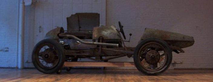 Ebay S Belly Tank Dirt Track Race Car Thegentlemanracer Com