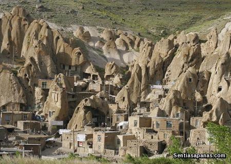 Kandovan, Iran
