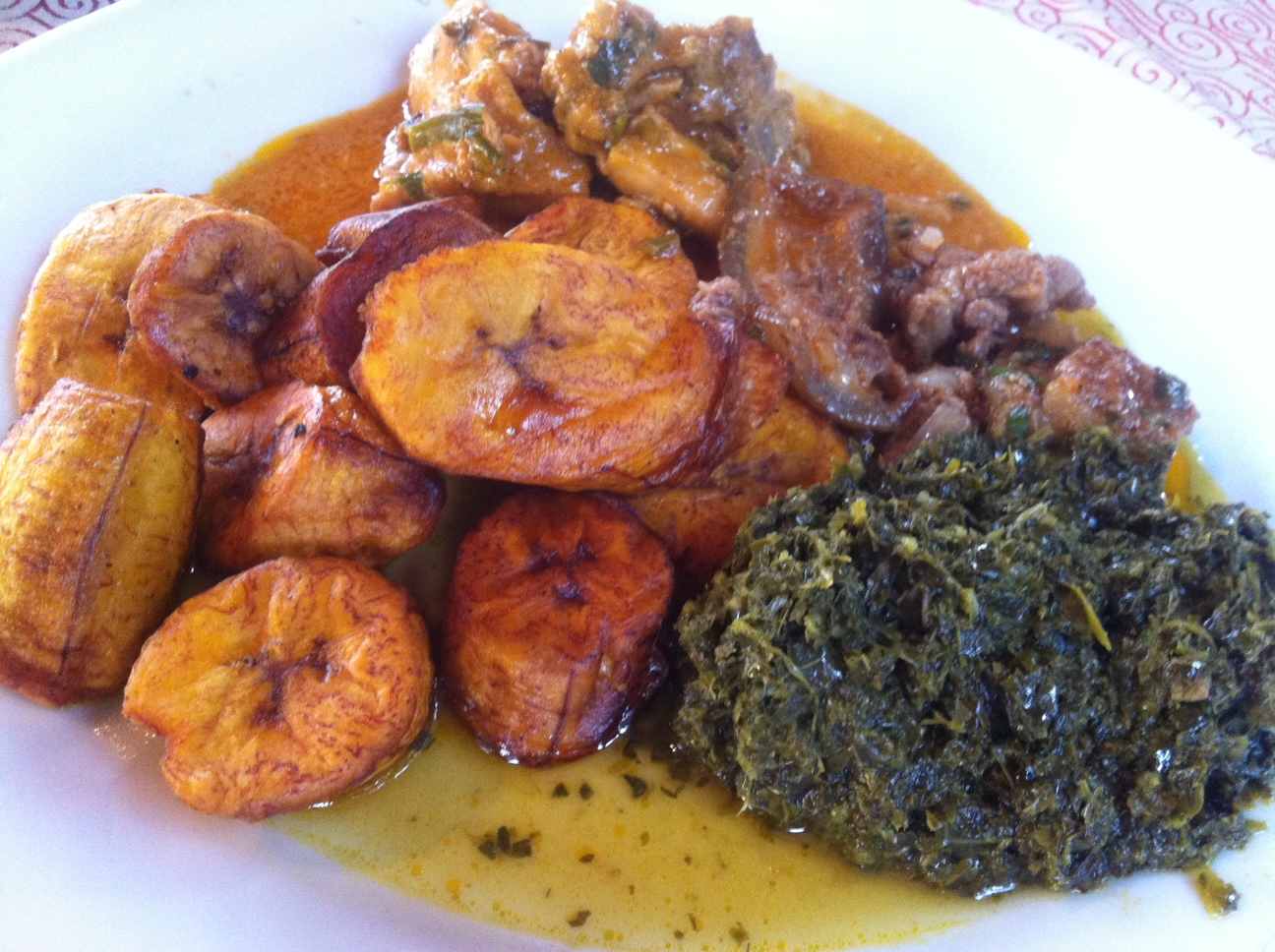 congolese culinary delights a girl walked into a blog