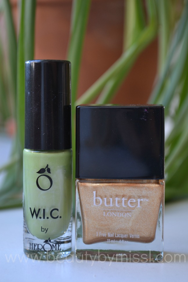 W.I.C by Herome Banda Bou, Butter London Marbs