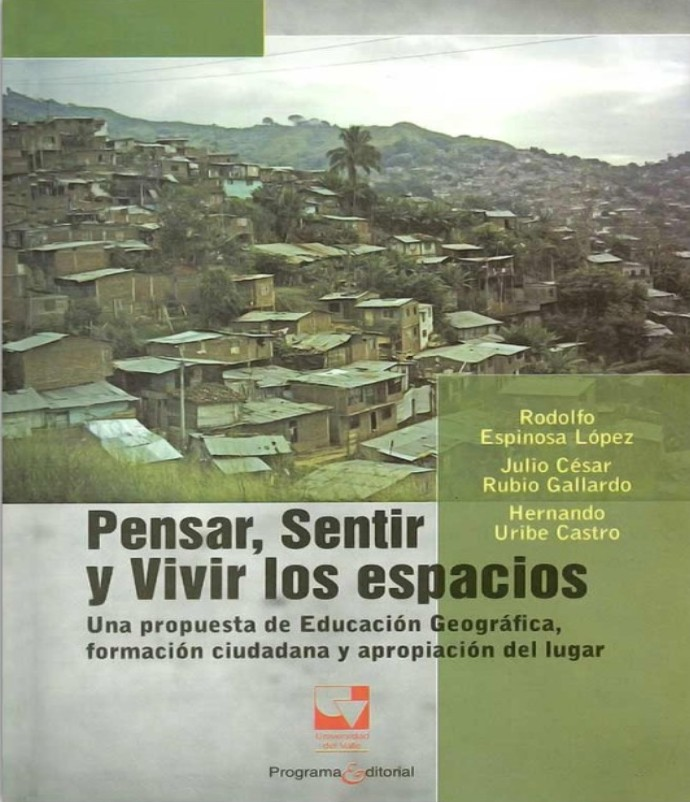Pensar, sentir y vivir los espacios