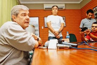 Oriente Petrolero - Miguel Ángel Antelo, Carlos Aragonés - DaleOoo.com web del Club Oriente Petrolero