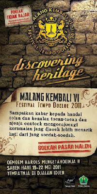 Festival Tempo Doeloe 2011 - nengbiker.com