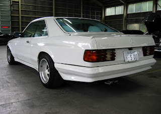w126 coupe