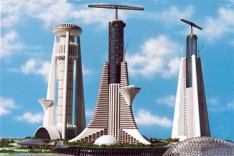 The venus project adalah sebuah visi untuk suatu peradaban dunia baru
