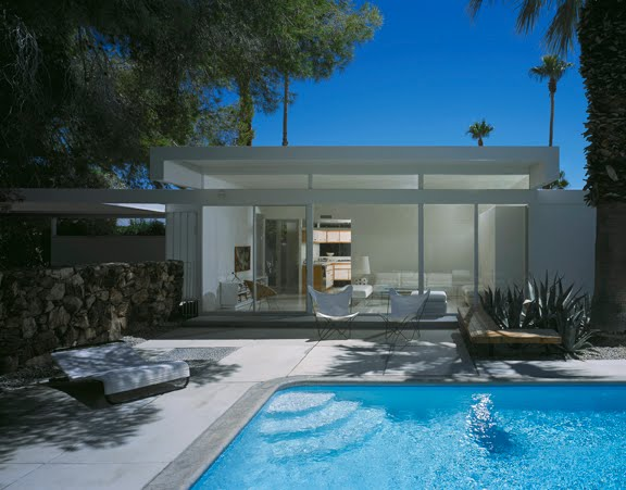 Donald wexler architecture at palm springs art museum for Modern home decor palm springs