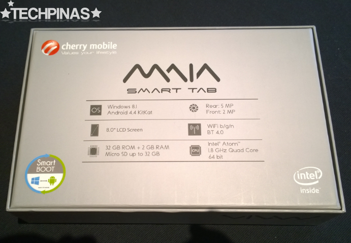 Cherry Mobile MAIA Smart Tab