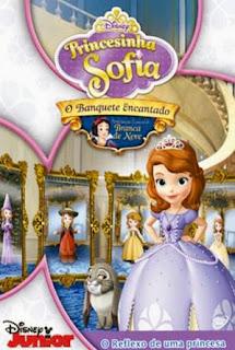 Princesinha Sofia: O Banquete Encantado - DVDRip Dublado