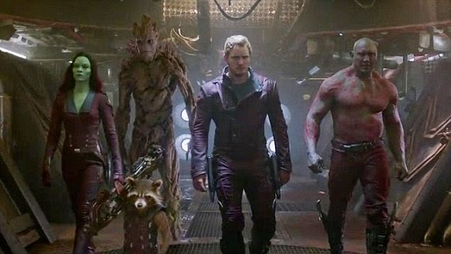 Strážci Galaxie (Guardians of the Galaxy) – Recenze – 80%