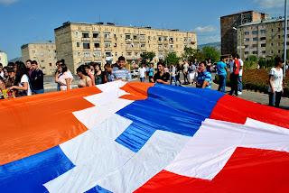 Ani Margaryan blog Artsakh Nagorno Karabakh
