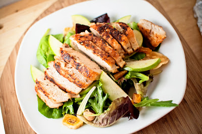 Secret Recipe Club: Fall-Inspired Chicken Salad