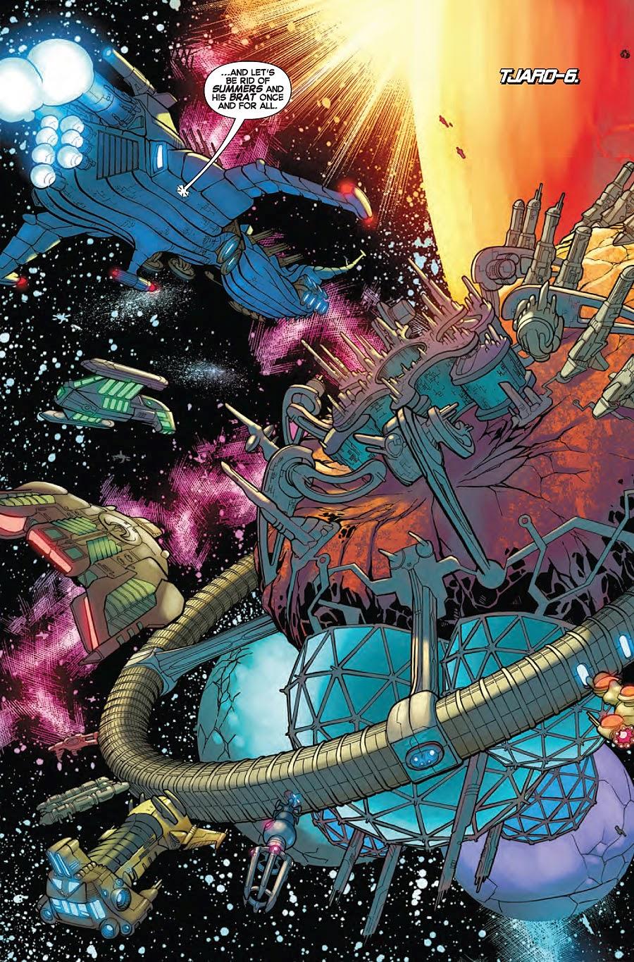 Tjaro-6 the slave planet