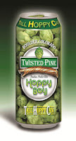 Twisted Pine Brewing Hoppy Boy