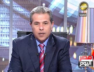 موعد برنامج توفيق عكاشة الجديد على قناة تايم دراما مصر اليوم 2013