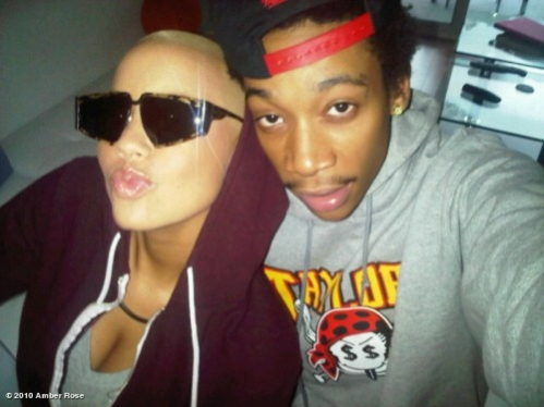 wiz khalifa and amber rose married. hot wiz khalifa amber rose