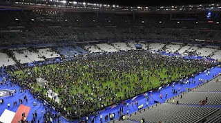 Ratusan Nyawa Melayang Dalam Insiden Bom Paris