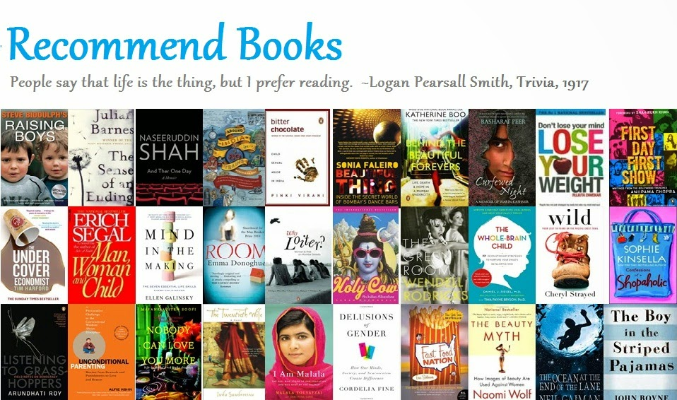 Recommend Books