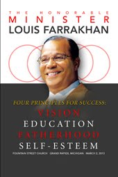 DVDs, CDs and Tapes of the Honorable Minister Louis Farrakhan are now available