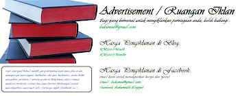 Ruangan Iklan /Avertise your health products and services  HERE