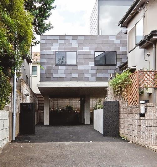 Desain Rumah Minimalis Modern Jepang  Desain Denah Rumah Minimalis