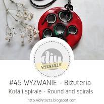 #48 Biżuteria, koła i spirale