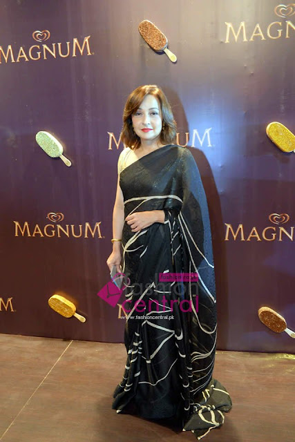 Magnum Party 2015 - Chocolate Carpet