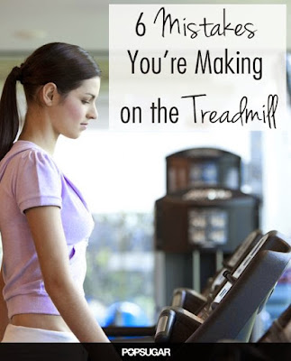 6 Mistakes Making On The Treadmill