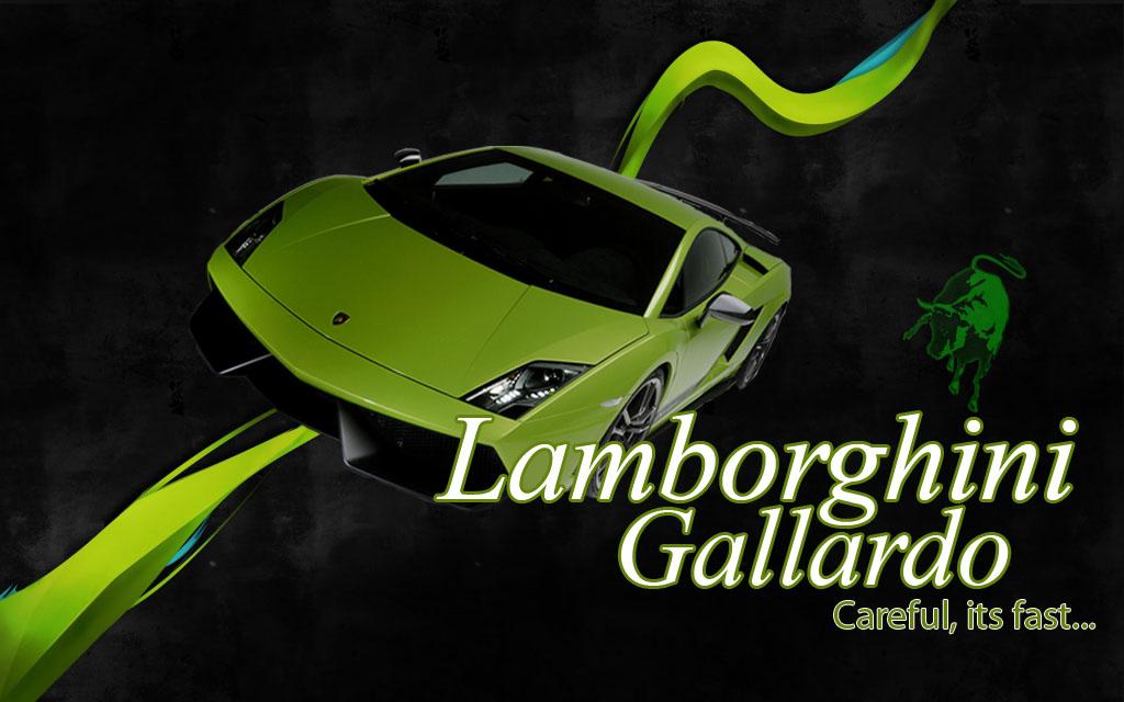 The Blog Of Alexander Gerlings Lamborghini Gallardo Poster