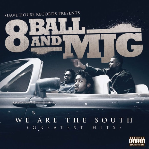 8Ball & MJG - We Are the South (Greatest Hits) Cover