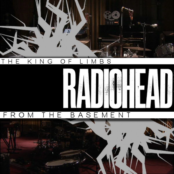 mdm the king of limbs from the basement radiohead