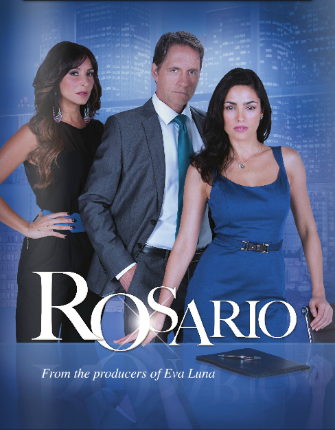 Folleto de la telenovela Rosario