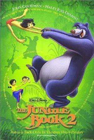 Cậu Bé Rừng Xanh 2 - The Jungle Book 2 Thuyết Minh (2003)