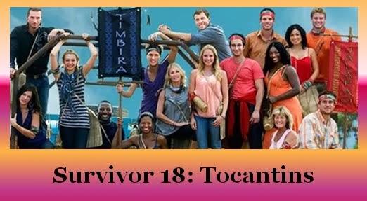 Survivor 18: Tocantins