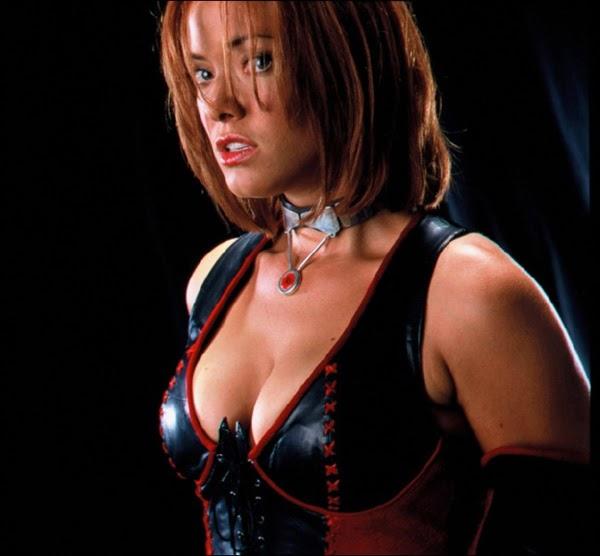 Kristanna Loken (BloodRayne en la película del mismo nombre)