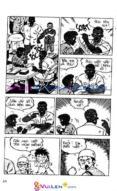 Jindodinho - Đường Dẫn Đến Khung Thành III  Tập 45 page 46 Congtruyen24h