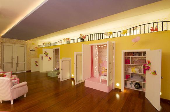 Dormitorio para Niña - Quarto da Bagunça Casa Cor Sao Paulo 2013