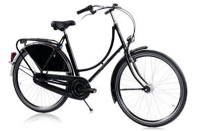 dutchie chic bike