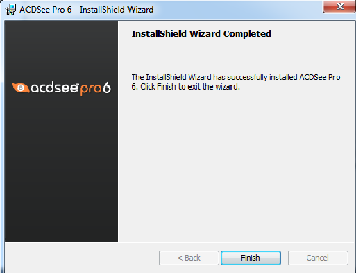 12. Nowyou go to ACDSee Pro 6 folder in your PC.