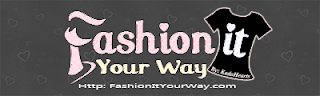 Fashion It Your Way